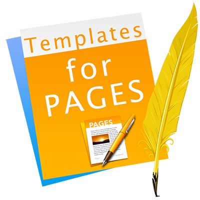 Templates for Pages Documents