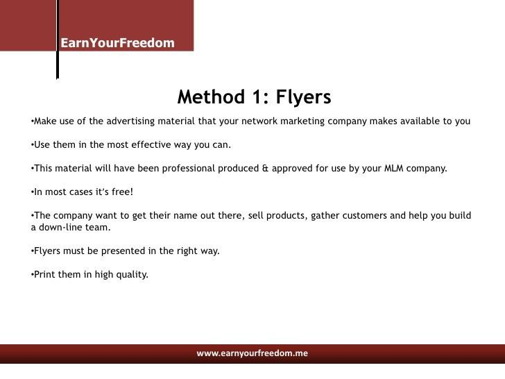 7 Free to Low-Cost Ways To Get Lead For Your MLM Business