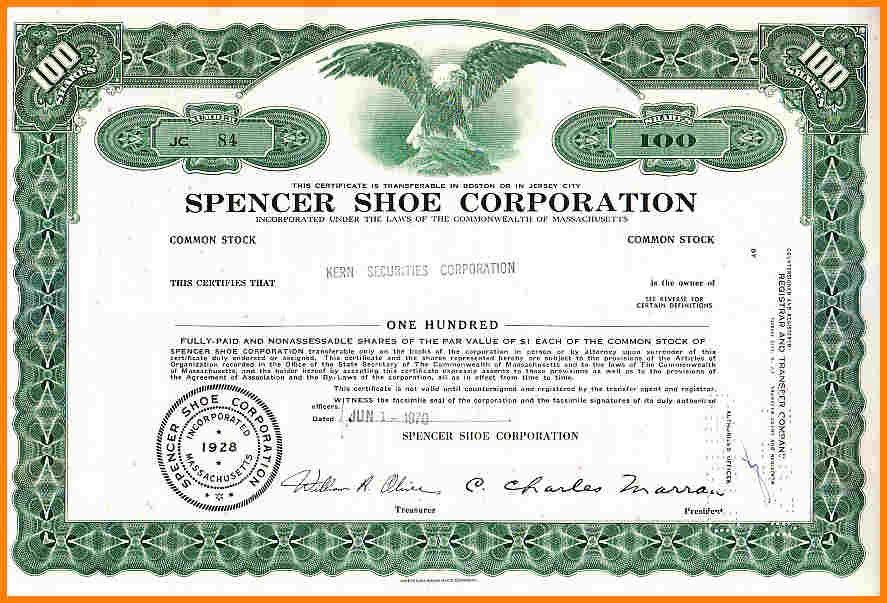 9+ stock certificate example | sample of invoice