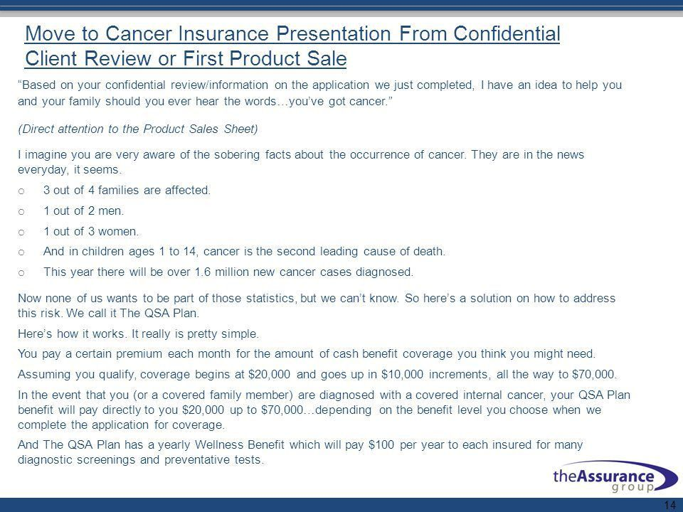 Lump Sum Cancer Insurance - ppt download
