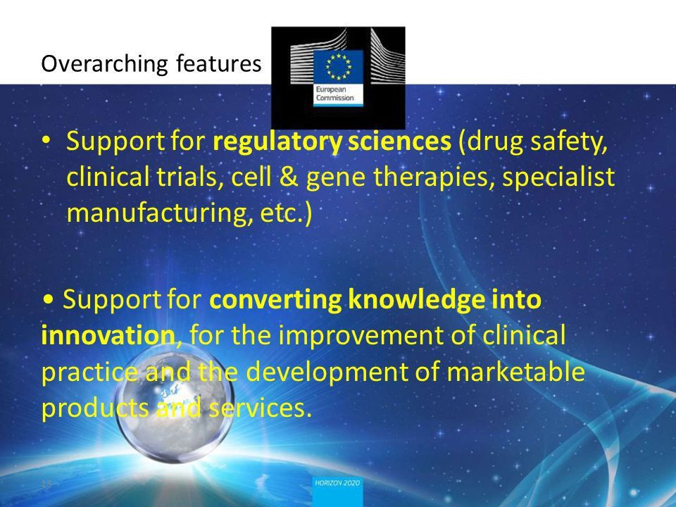 Horizon 2020 The EU Framework Programme for Research and ...