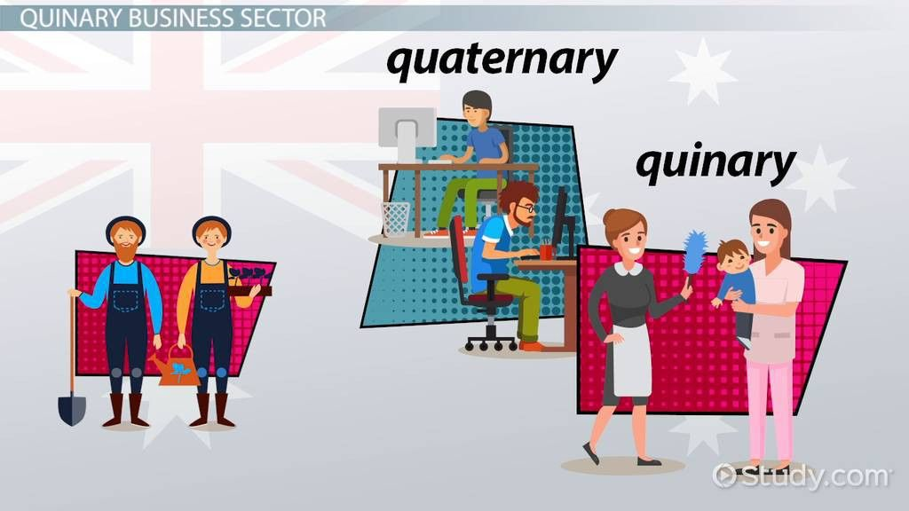 The Modern Economy: Primary, Secondary & Tertiary Sectors - Video ...