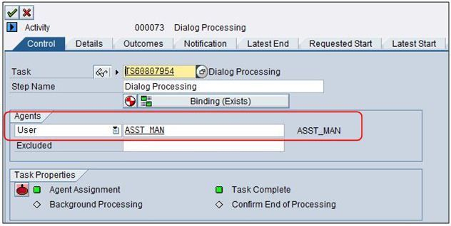 Workflow Configuration for Master Data Governance for Material ...