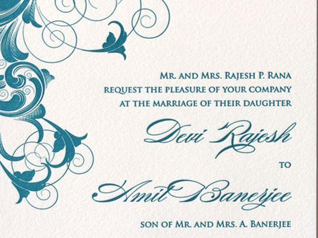 Invitation Card Template Free | PaperInvite