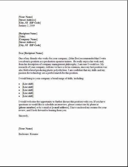 Letter Of Introduction For Job. Cover Letter Good Document Cover ...