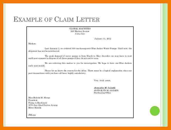 4+ authorization letter sample for claiming money | mailroom clerk