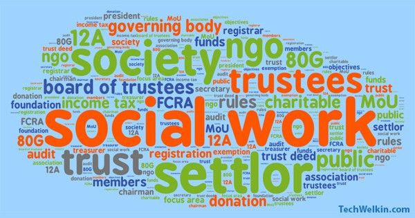 Trust Registration: How to Start a Charitable NGO in India