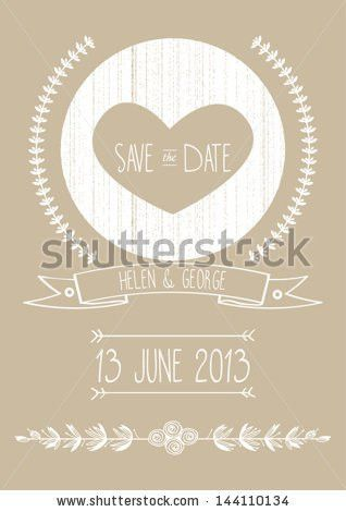 Wedding Save The Date Stock Images, Royalty-Free Images & Vectors ...