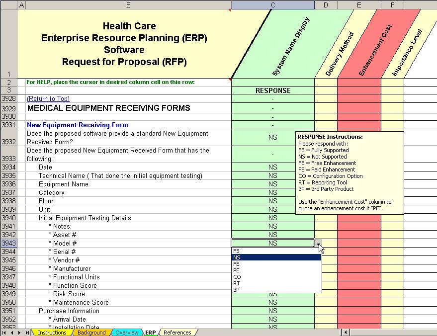 Hospitals Software Evaluation & Selection: Healthcare Enterprise ...