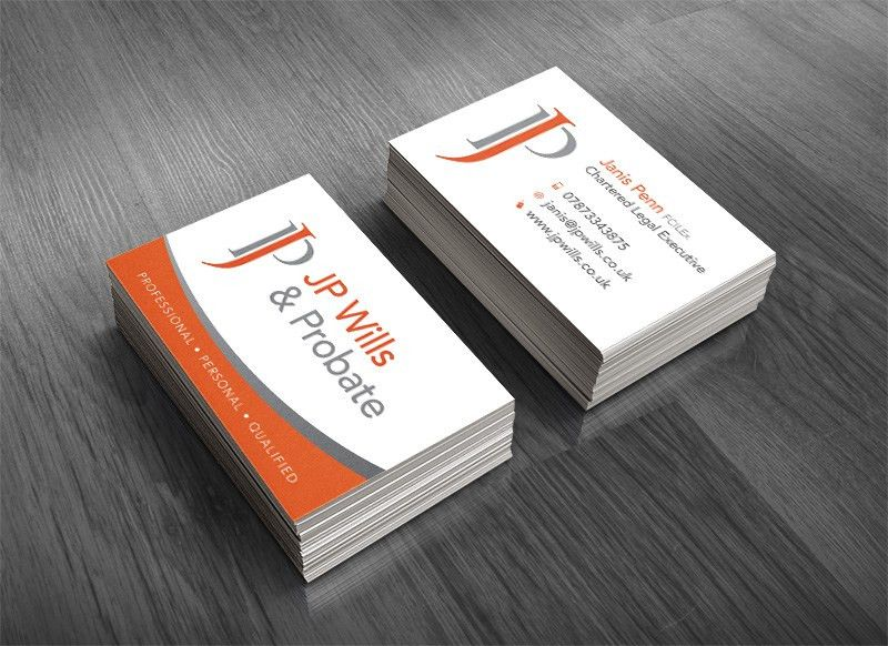 A personal letterhead & business card printing and design service