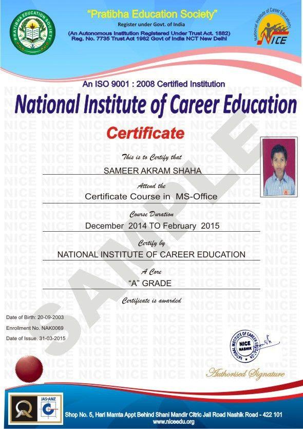 Nice | University Affiliation