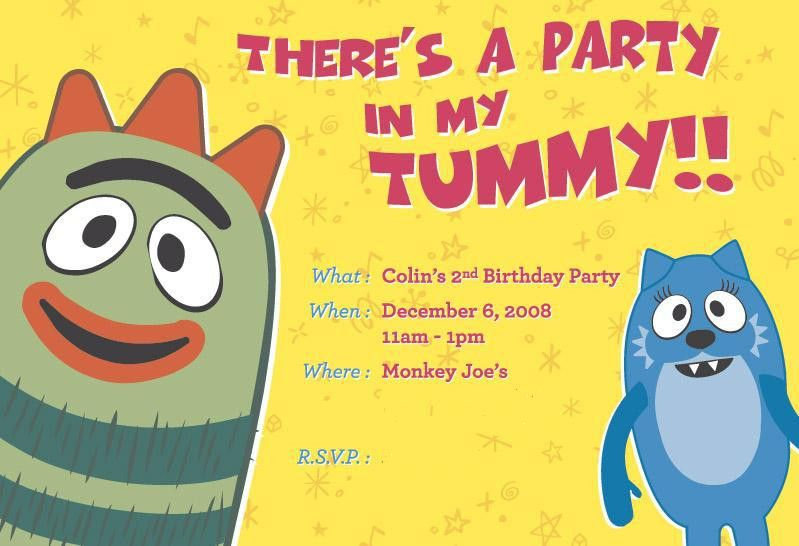 Party Invitations: Simple Birthday Party Invitation Wording Design ...