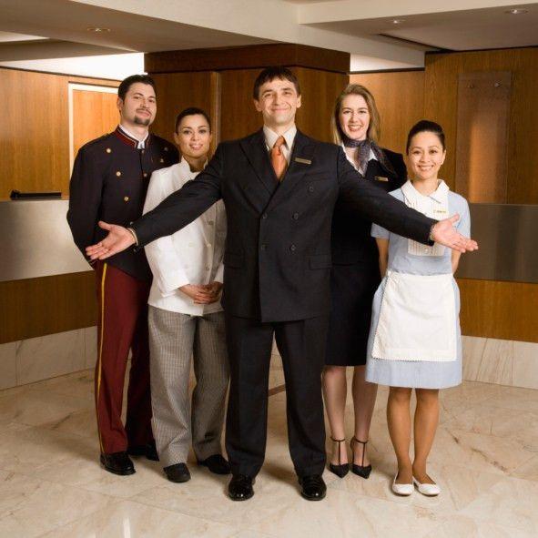 Who is the Executive Housekeeper? | International Hotel School