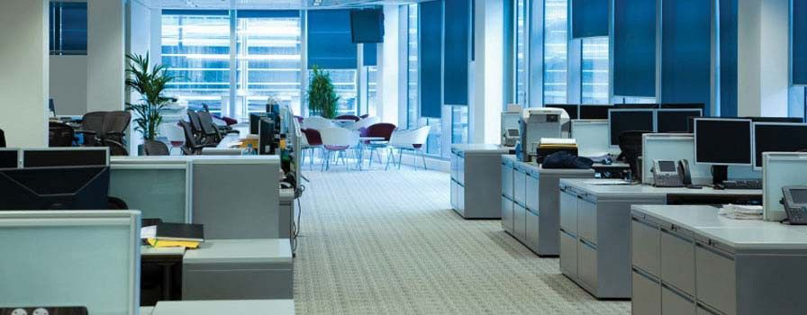 Commercial Office Cleaning | Metro Building Maintenance