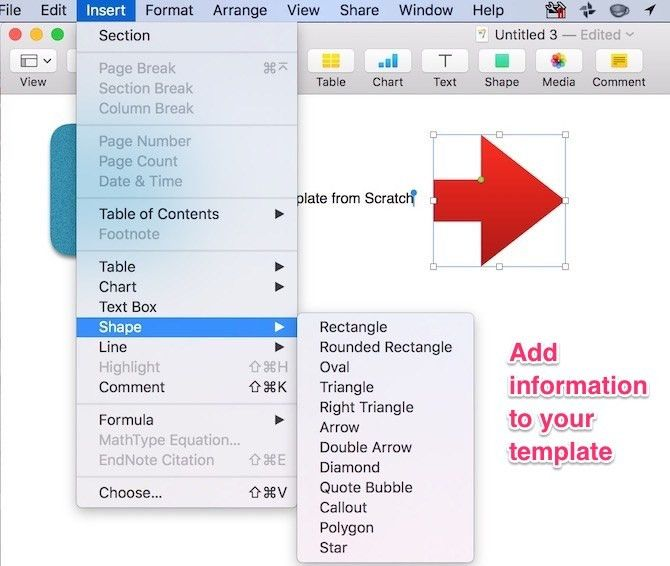 How to Create Impressive Pages Documents and Templates on Mac