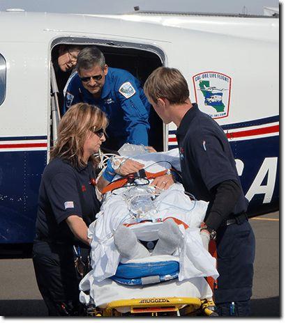 Cal-Ore Life Flight Aero Medical Team