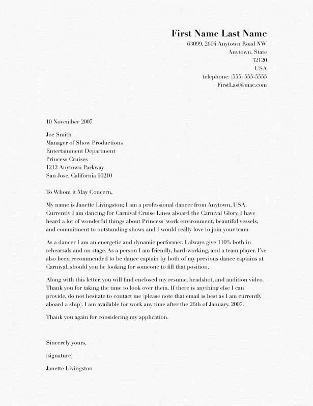 Resume : Sample Resume Letters Job Application Letter Cover Sample ...