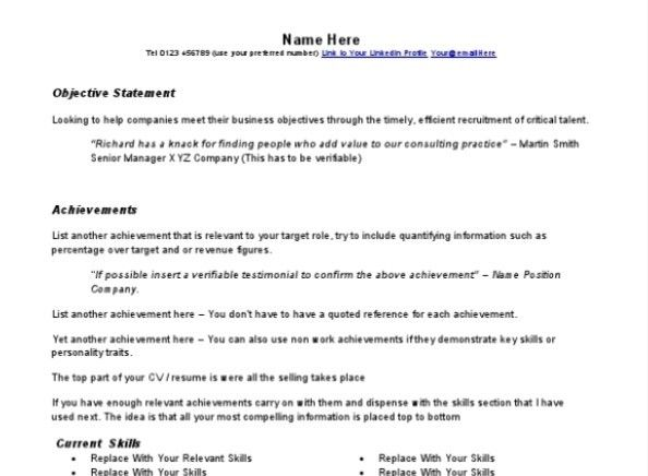 Free Resume Templates Google Docs. Modern 20 Useful Free Google ...