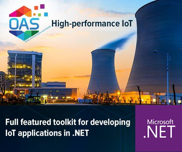 HMI SCADA .NET Products for building IIoT Applications