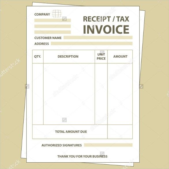 Download Tax Invoice Format Excel Sheet Free Download | Rabitah.net  Free Download Tax Invoice Format In Excel