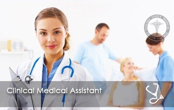 Clinical Medical Assistant Program | Contra Costa Medical Career ...