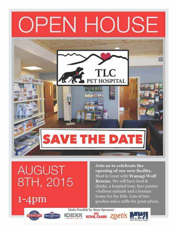 SAVE THE DATE – OPEN HOUSE!