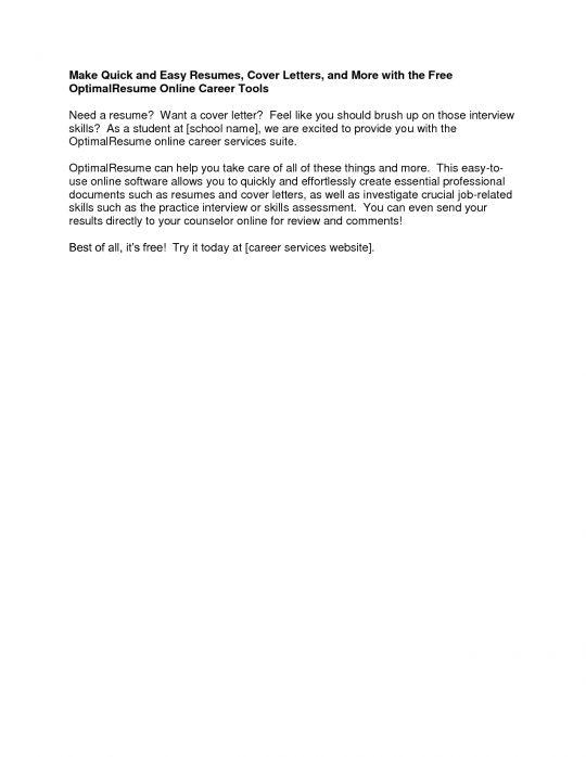 Letter Application | The Letter Sample