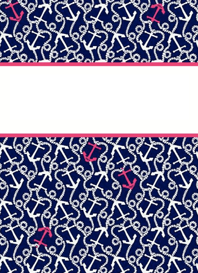 printable binder covers -- I used a couple of these templates for ...