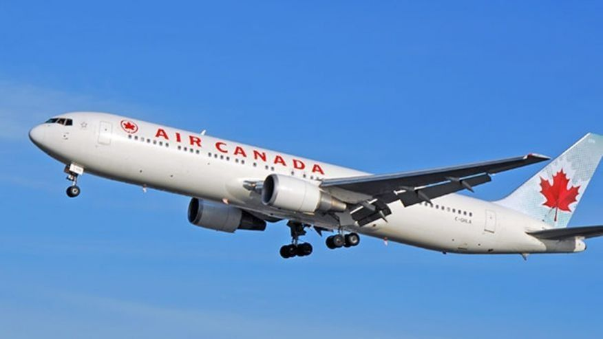 Air Canada flight makes emergency landing after passenger attempts ...