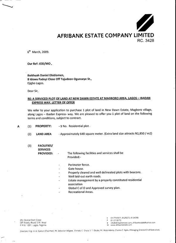 Commercial Real Estate Appraiser Cover Letter