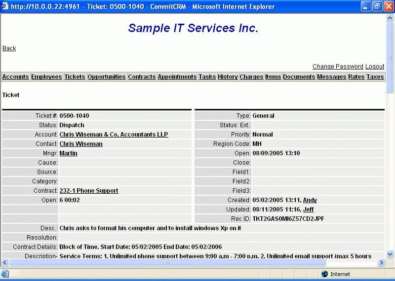 Download Computer Repair Invoice | rabitah.net