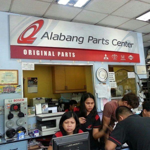 Photos at Alabang Parts Center
