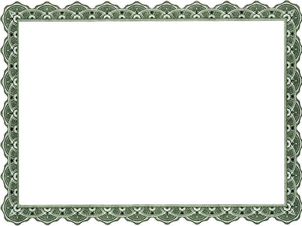 Border Template For Word : Selimtd