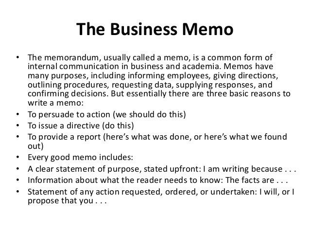 Business Memo Template. Image Titled Write A Business Memo Step 28 ...