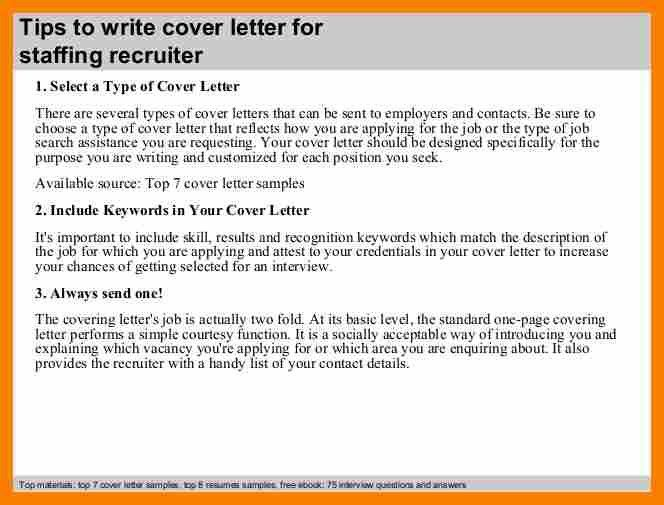 Reply Recruiter Email Sample.staffing Recruiter Cover Letter 3 638 ...