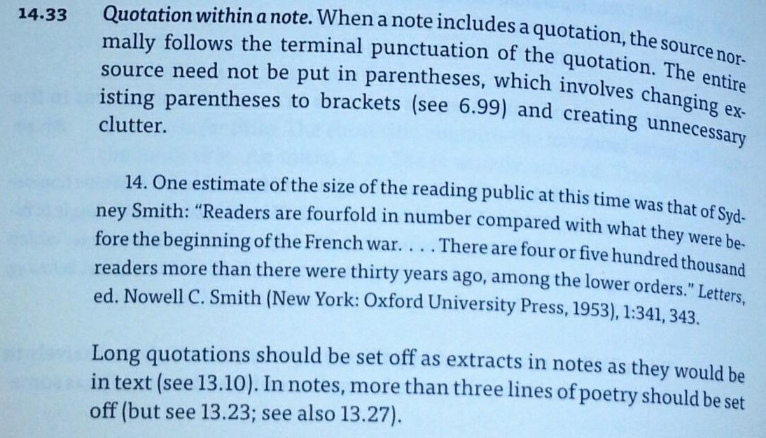 Citations in footnotes in SBL's footnote-bibliography style | In ...