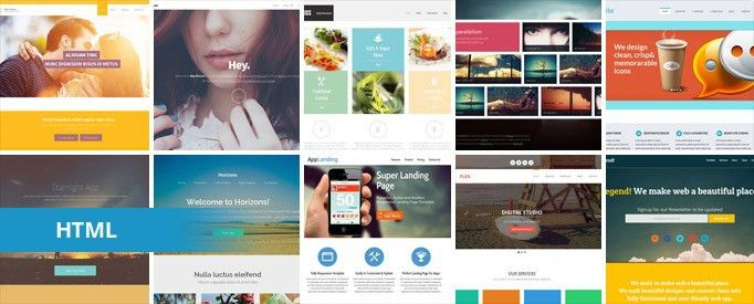 47 Beautiful Free Responsive Website Templates | TemplateMag