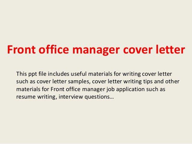 front desk cover letter resume cv cover letter. hotel front desk ...
