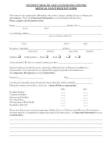 Leave Request Form. Custom Card Template » Annual Leave Card ...