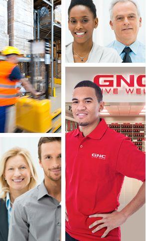 Search Jobs at GNC