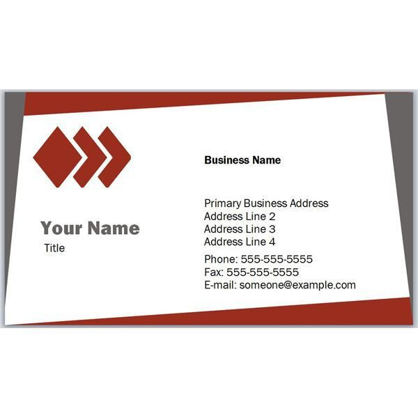 Like Business Cards With Geometric Logos? Check Out These Free ...