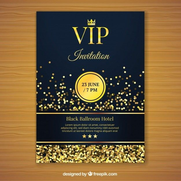 Vip Pass Vectors, Photos and PSD files | Free Download