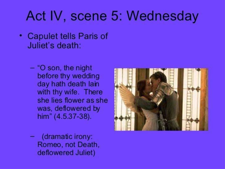223 Romeo & Juliet, Act Iv