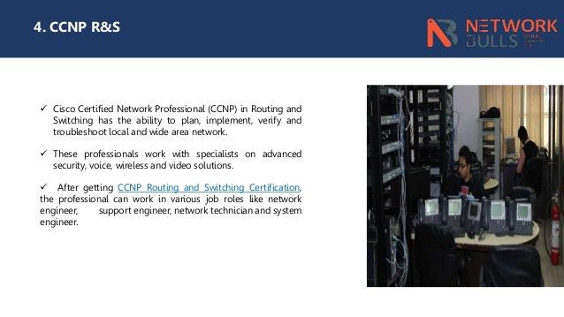 Cisco Certifications - A Complete Description of Entry Level to Arch…