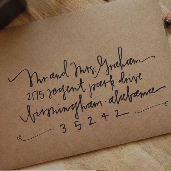Best 25+ Addressing wedding envelopes ideas on Pinterest ...