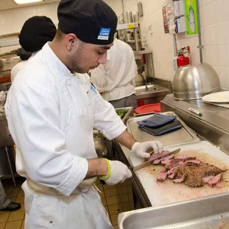 Culinary Job Duties : Dallas County Community College District