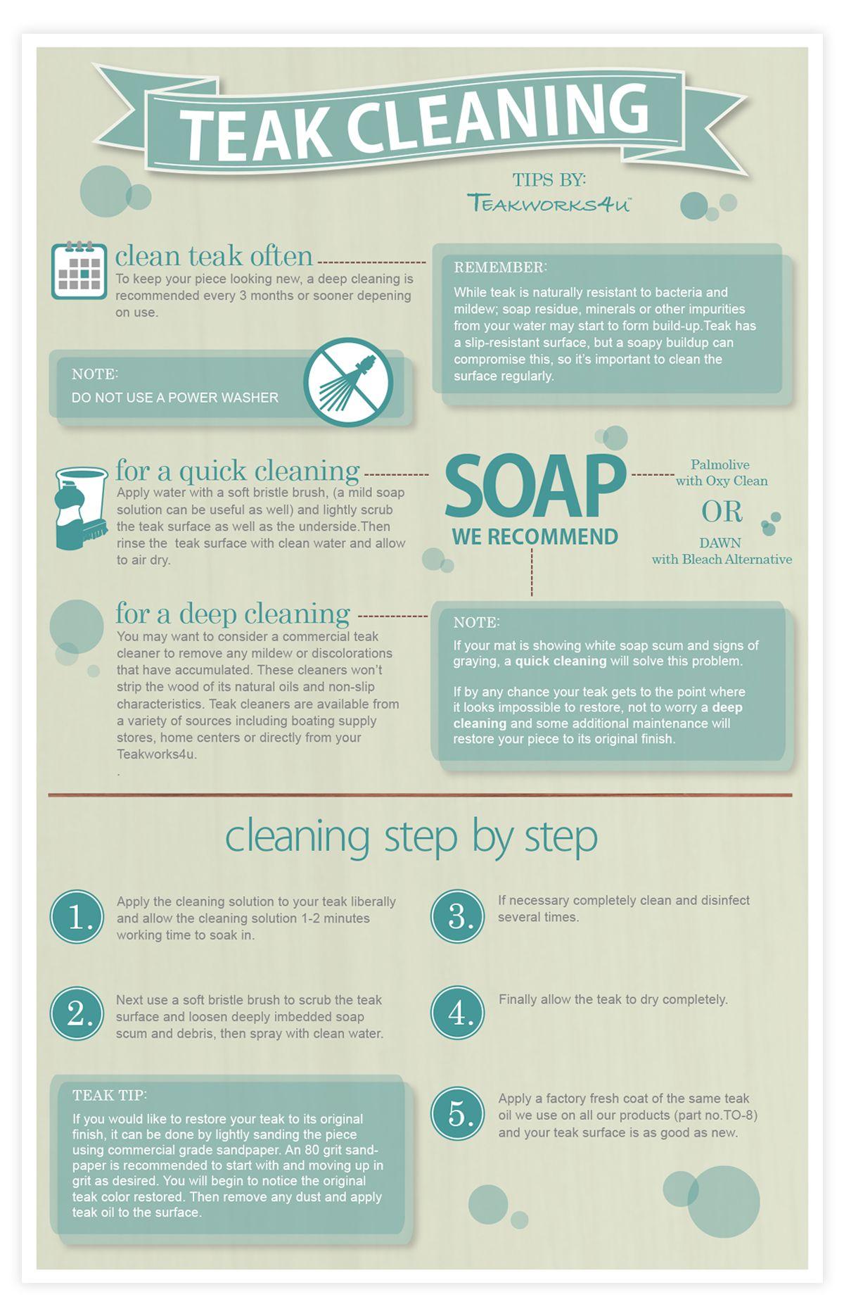 How To Clean Oil Teak Indoor Furniture Teak Indoor And Oil