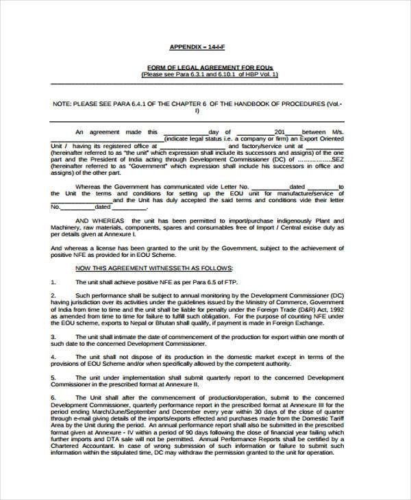 Business Development Agreement Template. 896 Best Pdf ,Doc,Rtf And ...