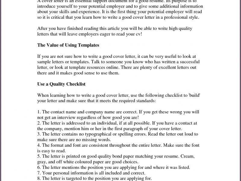 writing job cover letter 4 cover letter before resume write a for ...