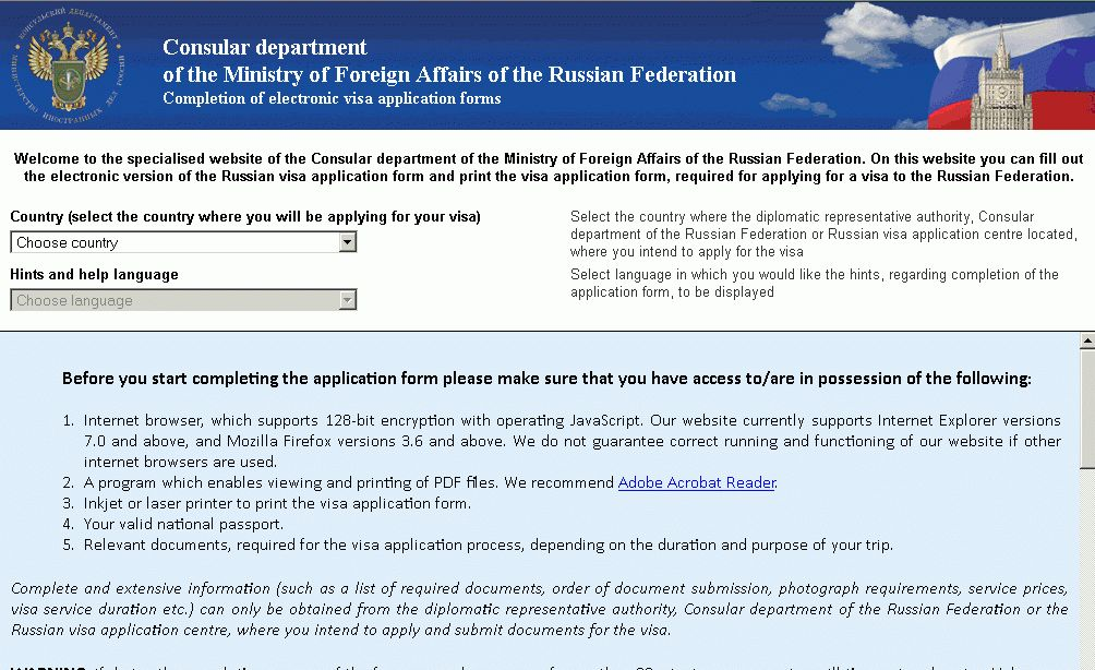 Russian embassy in usa visa dominterier.com